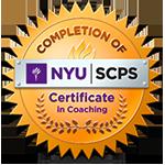 Badge NYU